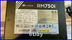 Corsair RM750i 750w 80 PLUS GLOD Modular ATX High performance Power supply