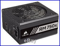 Corsair RM750x (2018) 750W ATX Black power supply unit CP-9020179-UK