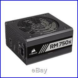 Corsair RM750x 750W 80 Plus V2 Gold Fully Modular ATX Power Supply