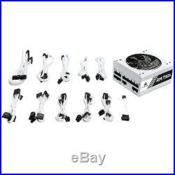 Corsair RM750x power supply unit 750 W ATX Black, White CP-9020187-UK