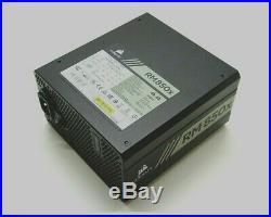 Corsair RM850X 850Watt 80+ Gold Fully Modular Power Supply Unit MINT