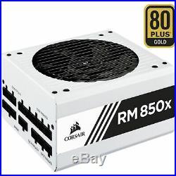 Corsair RM850X White (2018) 850W, PC-Netzteil, weiß