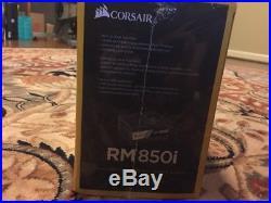 Corsair RM850i 850-Watt Power Supply New In Box