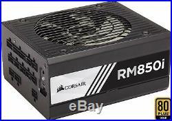 Corsair RM850i PC-Netzteil (Voll-Modulares, 80 Plus Gold, 850 Watt, EU)