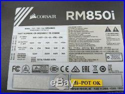 Corsair RM850i Power Supply Unit 850 W ATX Black (RPS009)