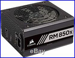 Corsair RM850x 80 Plus Gold, 850 Watts, Fully Modular ATX Power Supply Unit