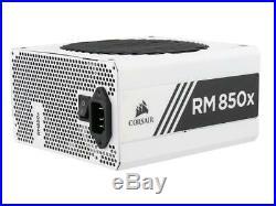 Corsair RM850x 850W 80 PLUS White (Gold Certified Fully Modular PSU)