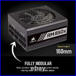 Corsair RM850x CP9020188NA 850 W Power Supply Certification 80 PLUS GOLD