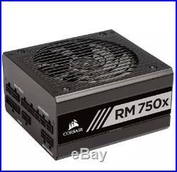Corsair RMX Series RM750X 750 Watt 80 Plus Gold Fully Modular Power Supply
