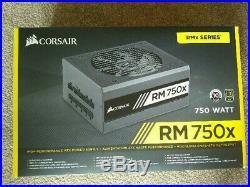Corsair RMX Series RM750X 750W Fully Modular Power Supply CP-9020092-NA