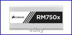 Corsair RMX Series RM750x ATX/EPS Fully Modular 80 PLUS Gold Power Supply Uni