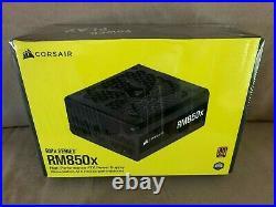 Corsair RMX Series RM850x High Performance ATX Power Supply-Black CP-9020200-NA
