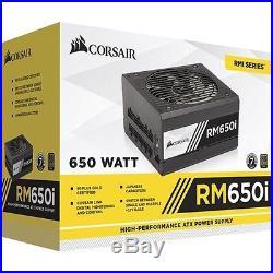 Corsair RMi Series 650W Fully Modular ATX Power Supply