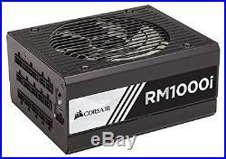 Corsair RMi Series, RM1000i, 1000 Watt (1000W), Fully Modular Pow. Free Shpping