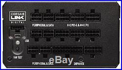 Corsair RMi Series, RM1000i, 1000 Watt (1000W), Fully Modular Power Supply, 80+