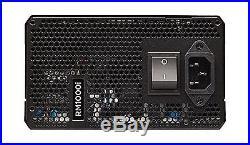 Corsair RMi Series RM1000i 1000 Watt (1000W) Fully Modular Power Supply 80+ G