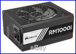Corsair RMi Series, RM1000i, 1000 Watt (1000W), Fully Modular Power Supply NEW