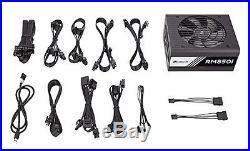 Corsair RMi Series RM850i ATX/EPS Fully Modular 80 PLUS Gold 850 W Power Supply
