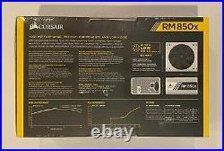 Corsair RMx 850W 80 PLUS Gold Modular Power Supply White RM850x