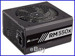 Corsair RMx RM550X 550W ATX12V / EPS12V 80 PLUS GOLD Certified Full Modular Powe