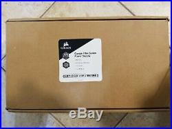 Corsair RMx Series Power Supply RM100x 80+ Gold 1000 Watts Fully Modular