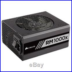 Corsair RMx Series RM1000x 1000 Watt 80+Gold Fully Modular Power Supply Unit PSU