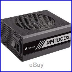 Corsair RMx Series RM1000x 1000 Watt 80 PLUS Gold Certified Fully Modular PSU