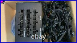 Corsair RMx Series RM1000x 1000 Watt 80 PLUS Gold Certified Fully Modular UK PSU