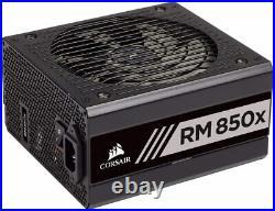 Corsair RMx Series RM850x 850 Watt 80+Gold Fully Modular Power Supply Unit
