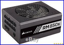Corsair RMx Series, RM850x, 850W, Fully Modular Power Supply, 80+ Gold