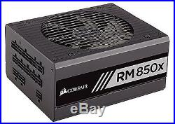 Corsair RMx Series RM850x 850W Fully Modular Power Supply 80+ Gold Certified
