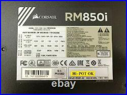 Corsair RPS0009 RM850i 850 Watt 80 PLUS Gold Certified Fully Modular PSU