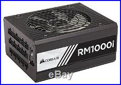 Corsair Rm1000i High Performance Power Supply Atx12v / Eps12v 1000 Power Supply