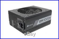 Corsair Rm1000x Cp-90200-94-na 1000w High Performance Atx Power Supply