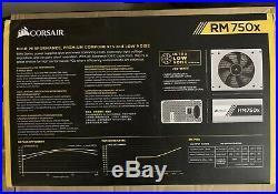 Corsair Rm750x 750W 80+ Gold Power Supply White Edition
