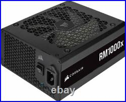 Corsair Rmx Series Rm1000x 80 Plus Gold Certified Power Supply Brand New