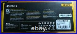 Corsair SF Series SF600 600 Watt 80 PLUS PLATINUM Certified Power Supply PSU