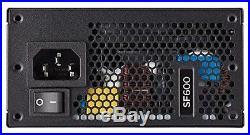Corsair SF Series SF600 SFX 600 W Fully Modular 80 Plus Gold Power Supply Unit