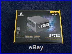 Corsair SF Series SF750 750 Watt 80 PLUS Platinum Certified High