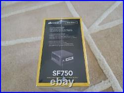 Corsair SF Series SF750 750 Watt 80 Plus Platinum BRAND NEW