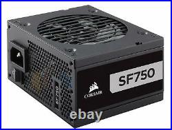 Corsair SF Series SF750 750 Watt 80 Plus Platinum PSU New, Priority Shipping