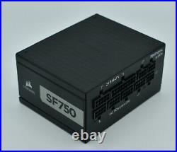 Corsair SF Series SF750 750 Watt 80 Plus Platinum SFX Power Supply