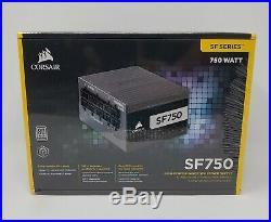 Corsair SF Series SF750 750 Watt 80 Plus Platinum SFX Power Supply NEW
