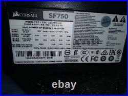 Corsair SF Series SF750 750 Watt SFX PSU 80 PLUS Platinum Certified Power Supply