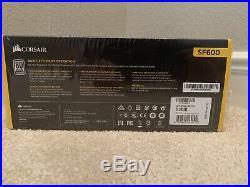 Corsair SF600 80 Plus Platinum 600W Fully Modular Power Supply