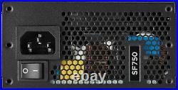 Corsair SF750 750 Watt 80+ Platinum SFX -In Hand-Ships Same Day- UPS NEXT DAY