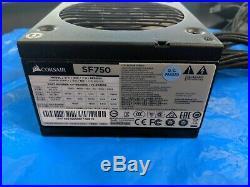 Corsair SF750 750W SFX 80 Plus Platinum Modular Computer Power Supply