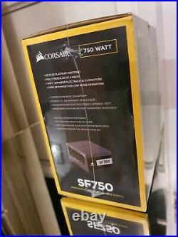 Corsair SF750 80 Plus Platinum Certified Power Supply Unit Same Day Dispatch UK