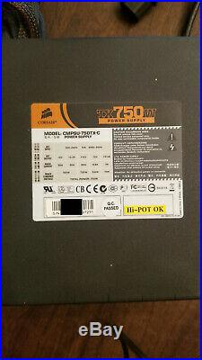 Corsair TX750W CMPSU-750TX-C 750W ATX Power Supply