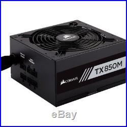 Corsair TX850M 850W 80 PLUS Gold Semi Modular Power Supply